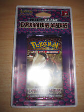 POKEMON இ INTROUVABLE BOOSTER EXPLORATEURS OBSCURS MINOTAUPE S/ BLISTER FR RARE