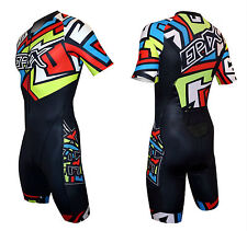 "NEW Limited-edition, ""FlyBy"" Short-Sleeve Tri Suit!"