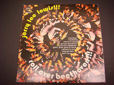 Jerry Lee Lewis, Roll Over Beethoven,Hilltop, LP, Record,Album,Herman The Hermit