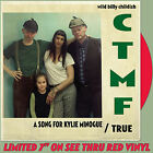"""CTMF - A Song For Kylie Minogue - (limited red vinyl 7"""") *BILLY CHILDISH*"""