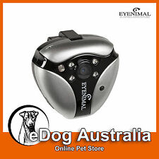 Eyenimal Pet Dog Cat digital collar Video Camera -night vision