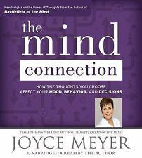 The Mind Connection Joyce Meyer (2015, Audio CD)