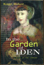 In the Garden of Iden by Kage Baker-1st US Edition/DJ-1998-First Company Novel