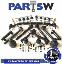 14 Pc Suspension Steering Kit Blazer S10 Sonoma Hombre 1996-05 Center Link End