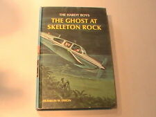 The Ghost at Skeleton Rock (Hardy Boys, Book 37) Dixon, Franklin W. Hardcover