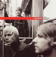 MAINSTAY-Well Meaning Fiction-CD-BEC Recordings-Debut Release-Mainstay stickerCD