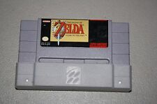 The Legend of Zelda: A Link to the Past (Super Nintendo, SNES) Cart Only