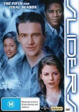 SLIDERS : THE FIFTH & FINAL SEASON 5   -  DVD - REGION 4 - Sealed