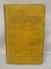 Vintage Watchtower Bible & Tract Society GOVERNMENT 1928 Jehovah's Witnesses