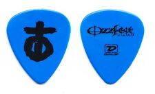 Circus Diablo Blue Guitar Pick - 2007 OzzFest Tour