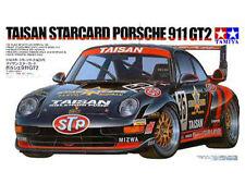 Tamiya 24175 1/24 TAISAN STARCARD PORSCHE 911 GT2 Limited Ver. from Japan Rare