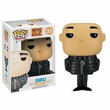"DESPICABLE ME 2 "" GRU "" Funko Pop! #33 - Rare, Retired, Vaulted New in Box"