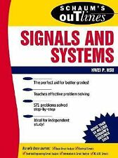 Schaum's Outline of Signals and Systems-ExLibrary