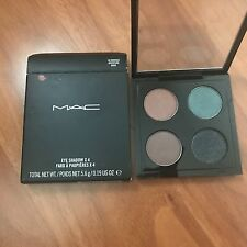 "BNIB, MAC Eyeshadow Quad ""AN ANORMOUS ADVENTURE"", Discontinued, Rare, HTF"
