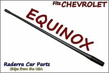 "FITS: 2005-2006 Chevy Equinox - 13"" SHORT Flexible Rubber Antenna Mast"