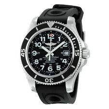 Breitling Superocean II 42 Automatic Black Stainless SteelMens Watch