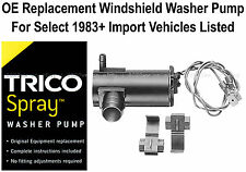 Windshield / Wiper Washer Fluid Pump - Trico Spray 11-600