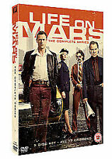Life On Mars (US) The Complete Series Dvd Brand New & Factory Sealed