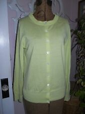 J. Crew Soft Light Knit Merino Wool Cardigan Sweater S