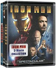 Iron Man: 3 Movie Collection 786936846430 (DVD Used Very Good)
