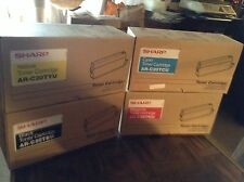 Sharp toner cartridge set