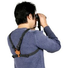 Matin Replacement Adjustable BINOCULAR HARNESS Strap Camera Canon Nikon Leica