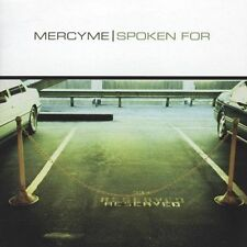 MERCY ME Spoken For 2002 CD BUY 4=5TH 1 FREE