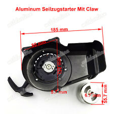 Aluminum Seilzugstarter Mit Claw für 47 49cc Pocket Bike Mini Dirt Bike Crosser