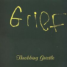 Grief - Throbbing Gristle (2001, CD NIEUW)