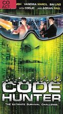 Code Hunter (VHS) Nick Cornish, Vanessa Marcil, Bai Ling, Coolio, Adrain Paul