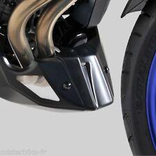 Partie Centrale Noir Pour Sabot moteur Ermax  Yamaha MT07  MT 07 2014/2016