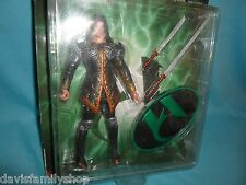 Ian Nottingham Witchblade Figure Loose Complete Moore Action Collectibles