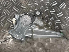 2014 TOYOTA YARIS 5DR NS PASSENGER LEFT REAR WINDOW MOTOR REGULATOR 85710-0D100