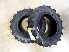 TWO New 6-12 Tireco Advance N440 R-1 Tractor Lug Tires 4 ply TL Heavy Casing