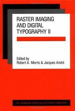 Raster Imaging and Digital Typography II: Proceedings of the Conference on Raste