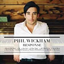 PHIL WICKHAM--Response-CD-SUN AND MOON-This Love Will Last Forever-The VictoryCD