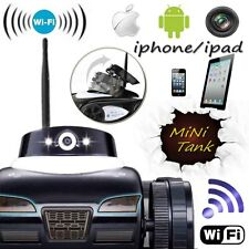 777-270 WiFi i-spy Tank Car Toy Camera Remote Control Video By Iphone Android U