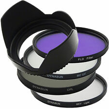 Kit Filtre Circulaire CPL 67mm Multicoated Ultra Violet 67 SKY FLD Fluorescent