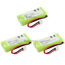 3 Cordless Home Phone Battery for Uniden BT-101 BT-1011