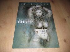 Luis Royo - Chains - Postermappe - 6 Bilder