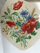Ceramic decals watermount garden bouquet design Lot of 10