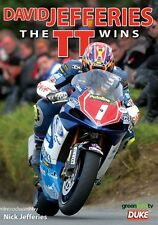 David Jefferies - The TT Wins (New DVD) Isle of Man