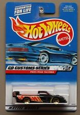 HOT WHEELS  CD CUSTOMS SERIES PIKES PEAK TACOMA 2 of 4