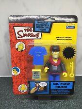 Figura Rara The Simpsons Wos Menta Mr Plow Homer 2003 Coleccionable