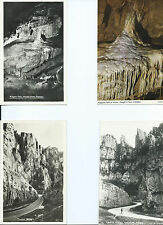 9 Cheddar Gorge/Caves Unposted Postcards