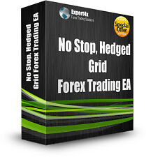 No Stop, hedged grid forex trading EA using grid Forex strategies