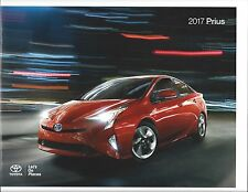 2017 TOYOTA Prius - 2/2 Eco/3/3 Touring/4 & 4 Touring Models 20 Page Brochure