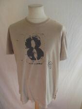 T-shirt Cerruti Beige Taille XXL à - 65%