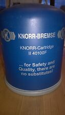 KNORR-BREMSE  ll 40100F AIR DRYER CARTRIDGE DAF MAN VOLVO SCANIA ERF FODEN