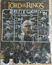 Games Workshop LOTR Lord of the Rings Battle Games #24 Mordor Orcs - Sealed